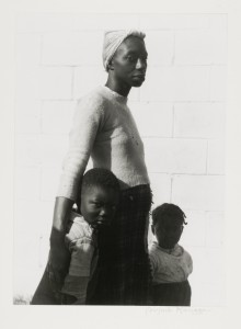 Consuelo Kanaga: 'She Is a Tree of Life to Them', 1950