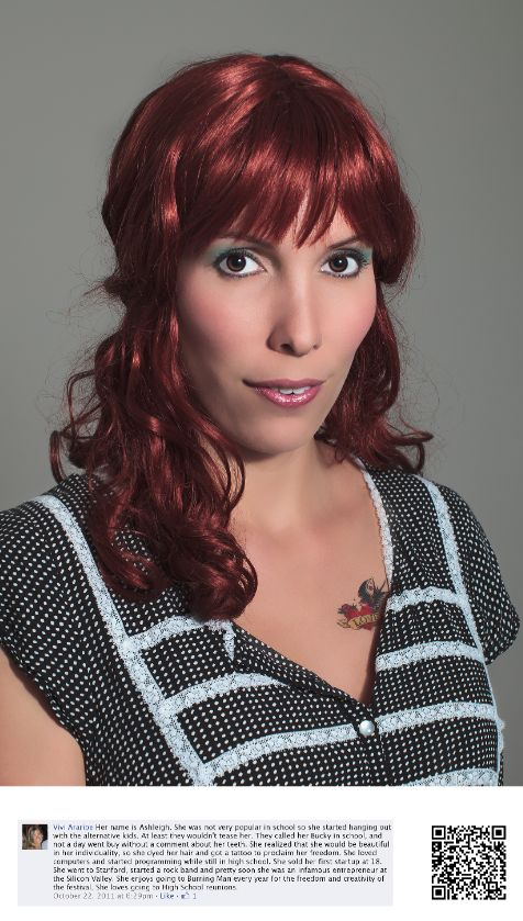 Laís Pontes: 'Ana Cristina'