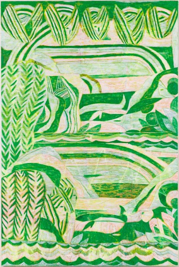 Alexander Tovborg: 'Sacre Conversazione (Adam finds Eve)', 2012