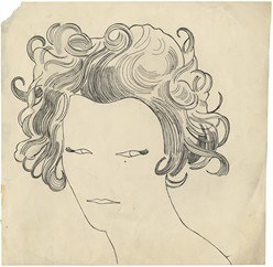 Andy Warhol Female_Head