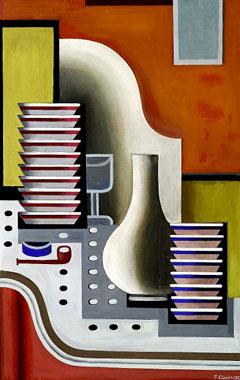Franciska Clausen: 'Baren', 1927