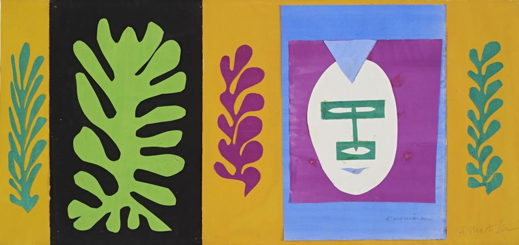 Henri Matisse: 'Eskimoen', 1947. Design Museum Danmark