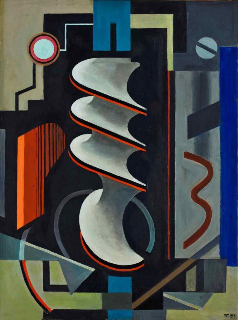 Franciska Clausen: 'Skruen', 1926