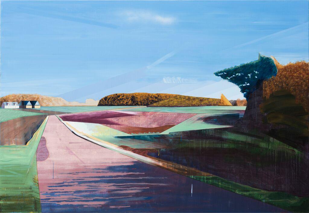 Ivan Andersen: 'New nordic Nature VI (Fjerdingvej)', 2015