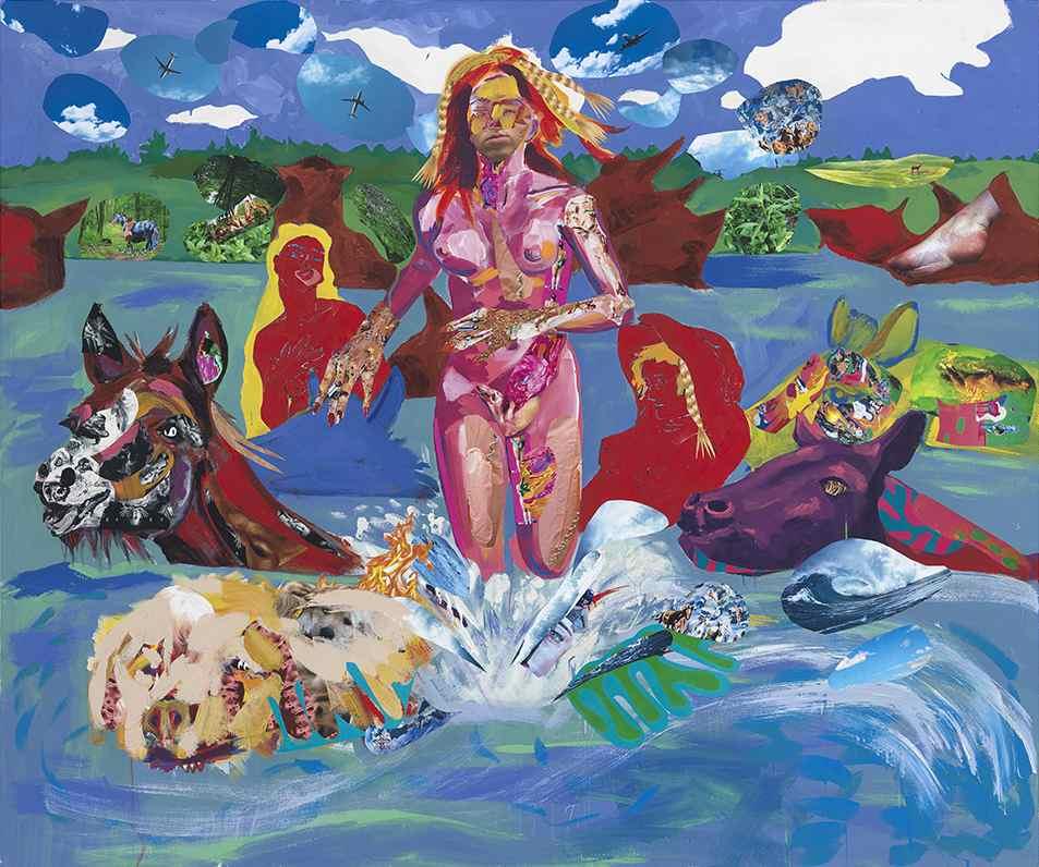 Allison Zuckerman: 'Birth of Venus', 2015