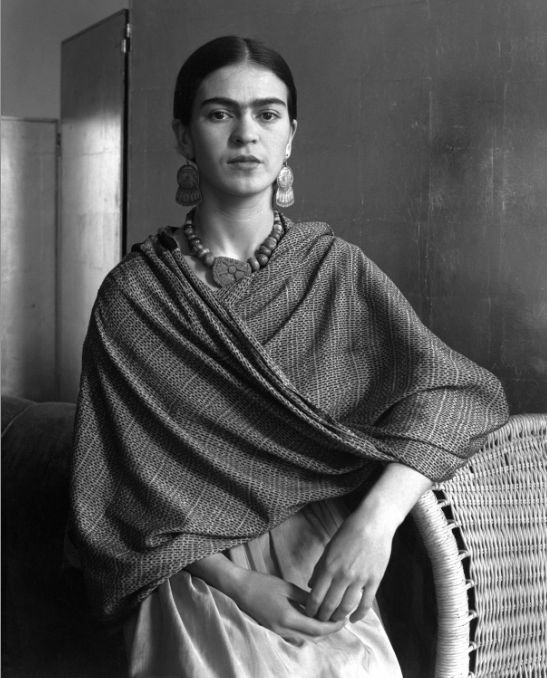 Imogen Cunningham: 'Frida Kahlo Rivera, Painter and Wife of Diego Rivera', 1931