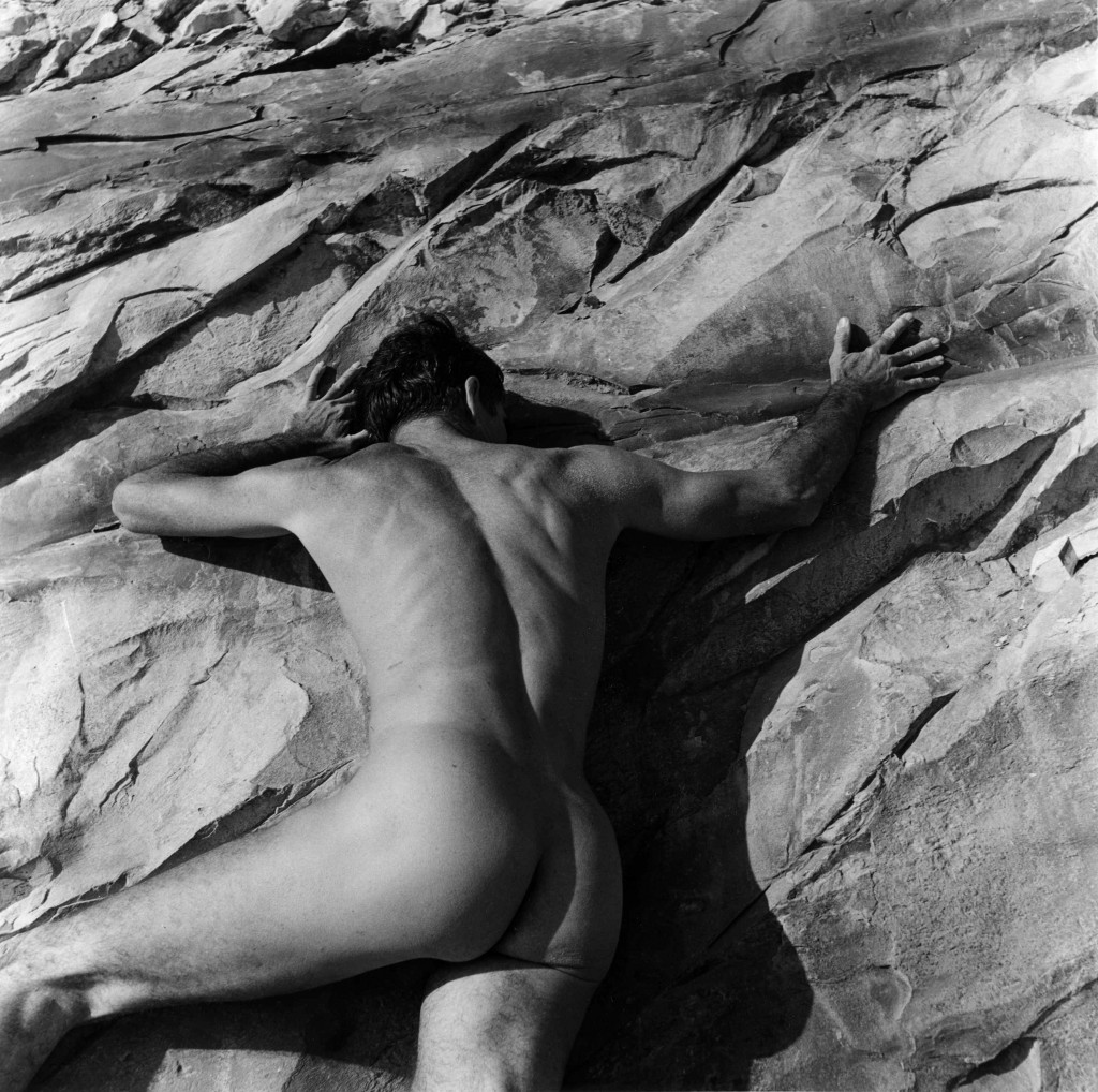 Imogen Cunningham: 'Rainwater on Oregon Beach', 1967