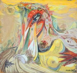 CO Hultén: 'Sandhedens metamorfose', 1947