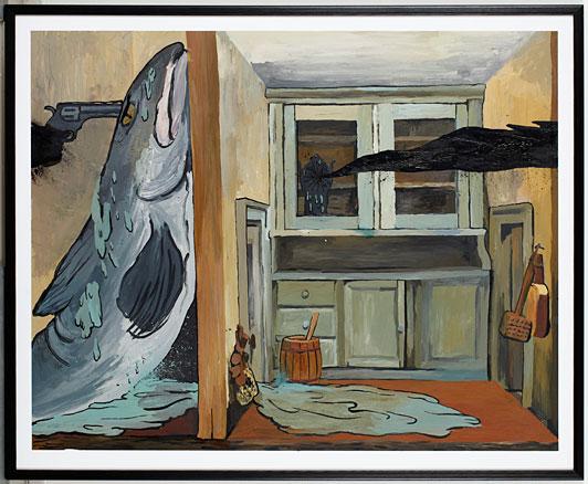 Mie Mørkeberg: 'Uden Titel', 2009