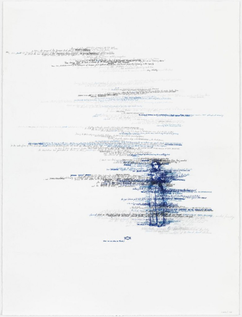Brigitte Waldach: 'Hannah Arendt', 2016
