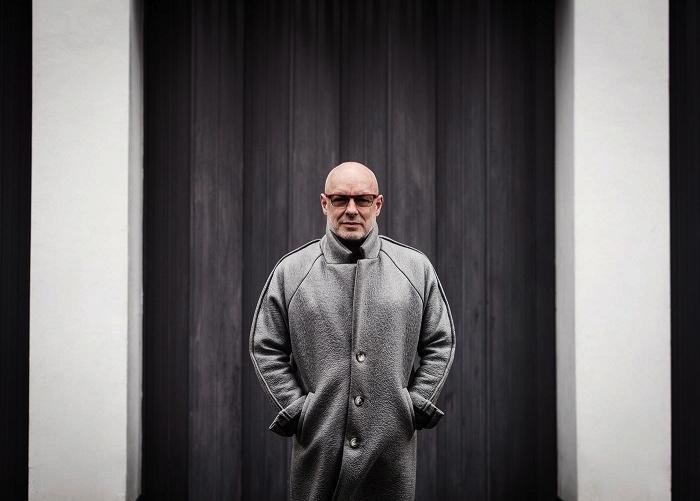 Mød Brian Eno med mig!