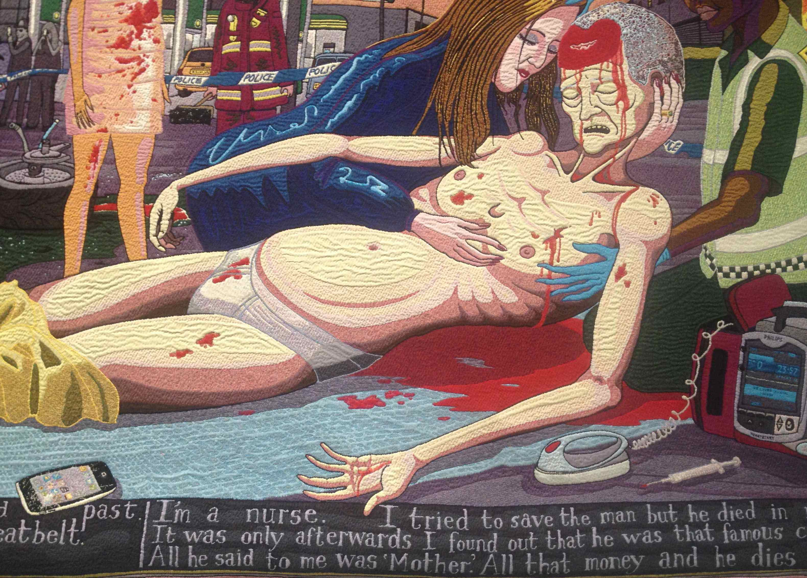 Grayson Perry har indtaget ARoS!