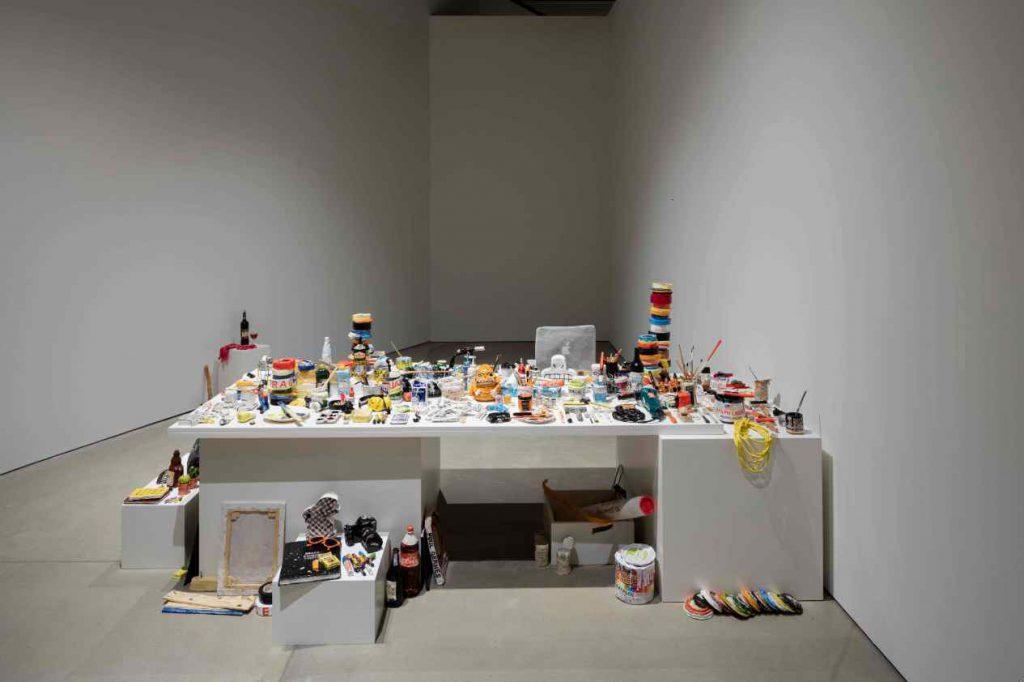Rose Eken: 'Tableau', 2015. Foto: Ander Sune Berg