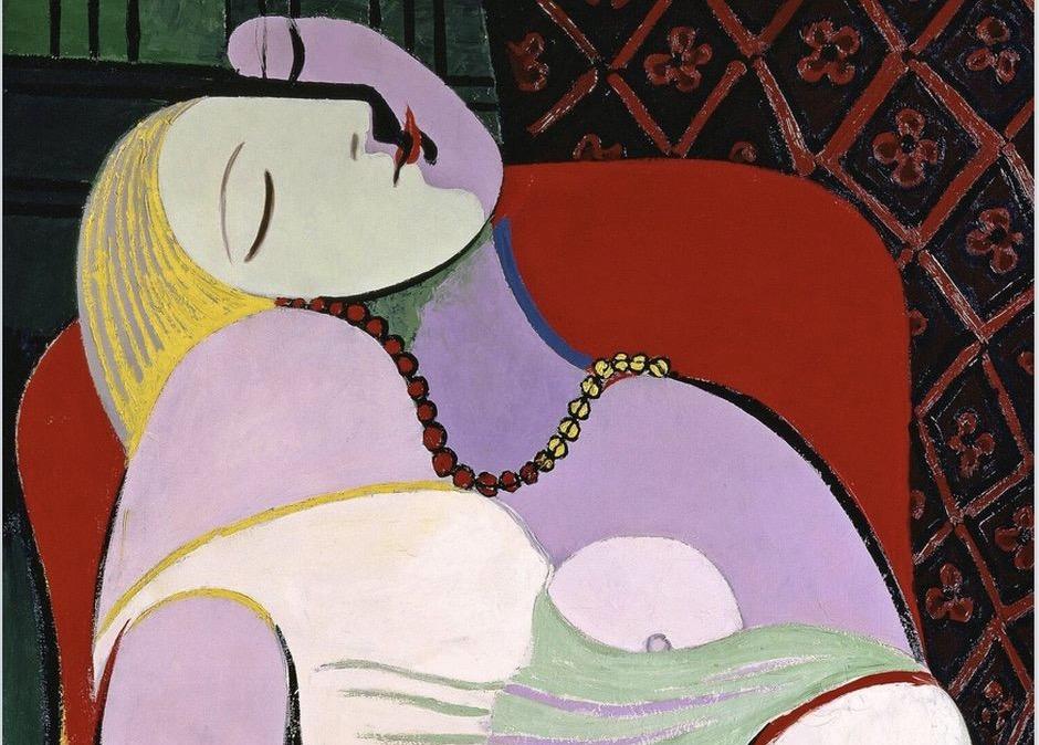 Picasso var helt forrygende (også) i 1932!