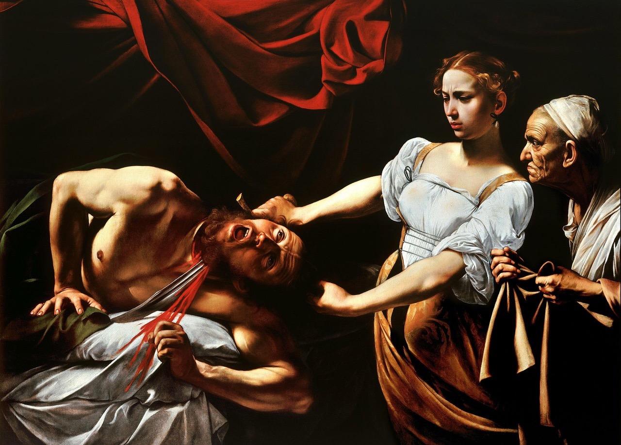 Hvorfor Kehinde Wiley har malet en halshuggende kvinde - historien om Judith og Holofernes