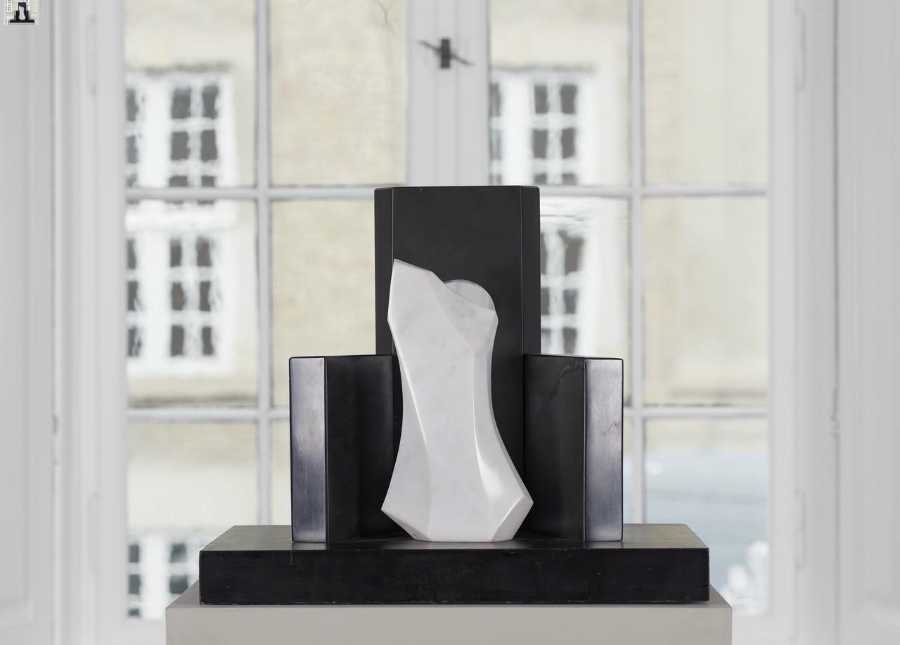 Barbara Hepworth er omdrejningspunktet for en flok Londonbaserede kunstener på københavnerbesøg