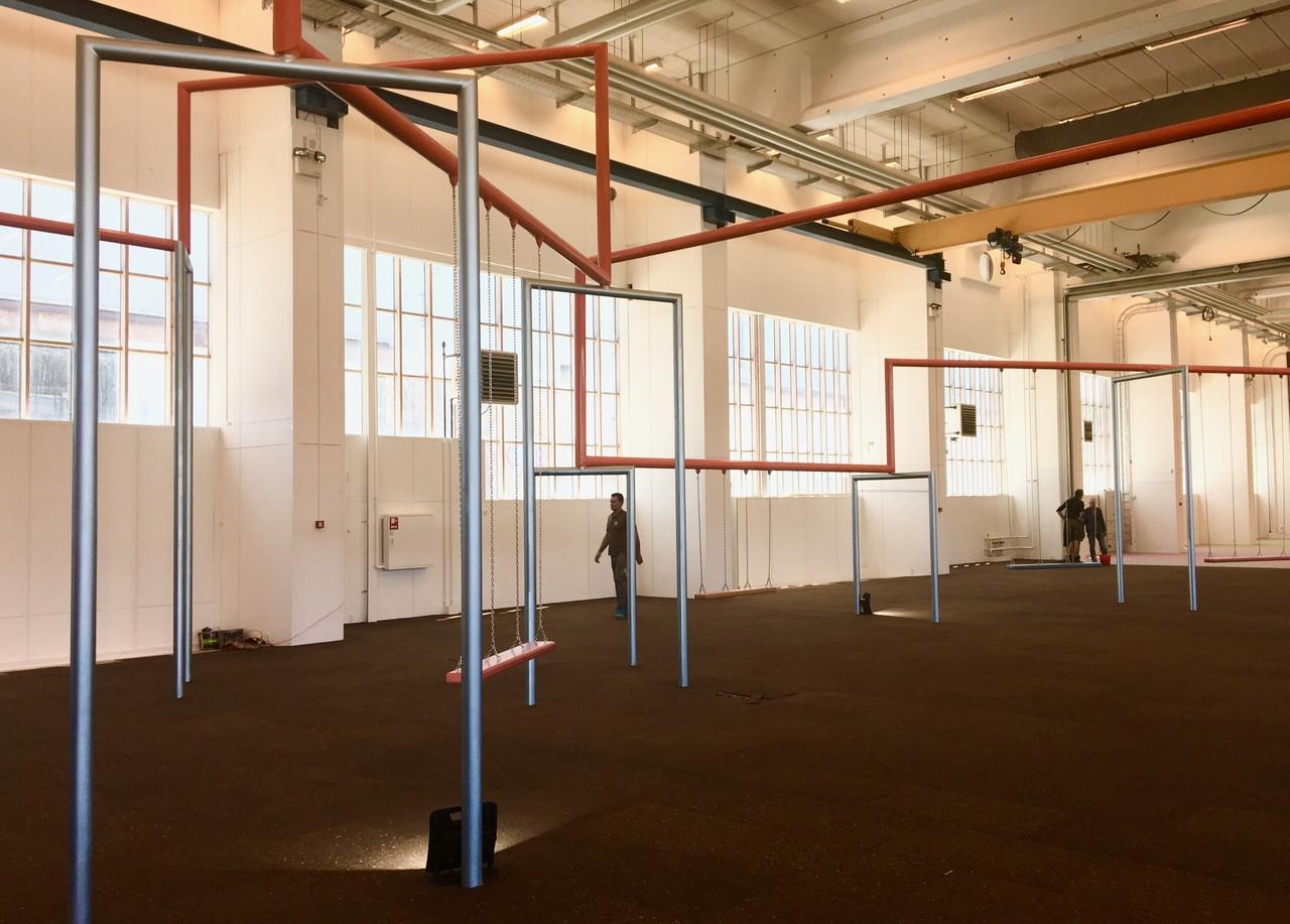 Superflex, der skuffede slemt i Tate Modern, genopstår mirakuløst i Copenhagen Contemporarys nye lokaler